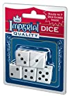 Imperial Dice White 5-Piece
