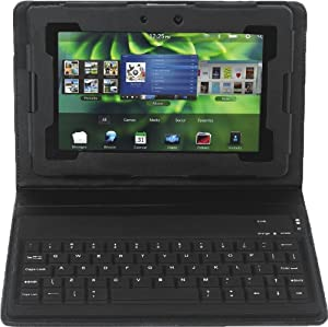 Blackberry Playbook Portfolio Case with Built-in Bluetooth Keyboard