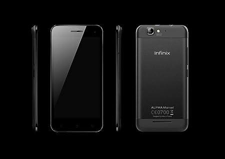 Infinix X502 Alpha Marvel Smartphone Compact Noir