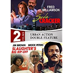 Soda Cracker / Slaughter's Big Rip Off - 2 DVD Set (Amazon.com Exclusive)