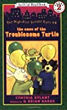 The High-Rise Private Eyes #4: The Case of the Troublesome Turtle (0060013230) by Rylant, Cynthia