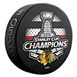 2015 NHL 6-Time Stanley Cup Finals Champions Chicago Blackhawks Souvenir Hockey Puck SHERWOOD (Pre-order)