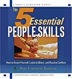 img - for The 5 Essential People Skills: How to Assert Yourself, Listen to Others, and Resolve Conflicts by Carnegie Organization, The Dale (2005) Audio CD book / textbook / text book