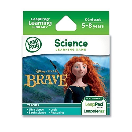 LeapFrog Disney Pixar Brave Learning Game (Works