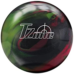Brunswick TZone Bowling Ball, Northern Lights, 13-Pound