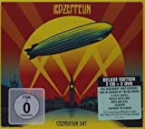 Led Zeppelin Celebration Day [2CD+2 PAL DVDs--CD Case]
