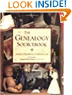 The Genealogy Sourcebook (Sourcebooks)