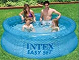 Intex 8ft x 30-inch Clearview Easy Set Pool