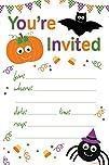 Halloween Themed Child Party Invitati…