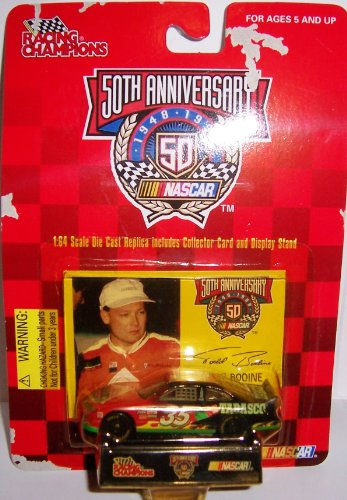Racing Champions 50th Anniv. Tabasco #35 Todd Bodine