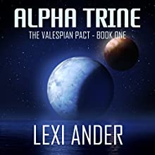 Alpha Trine (       UNABRIDGED) by Lexi Ander Narrated by Michael Stellman