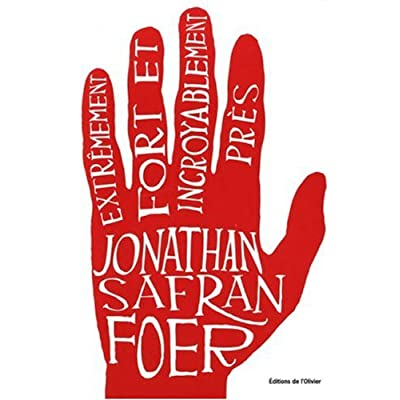 Jonathan Safran FOER (Etats-Unis) 51AdMqIQmaL._SS400_