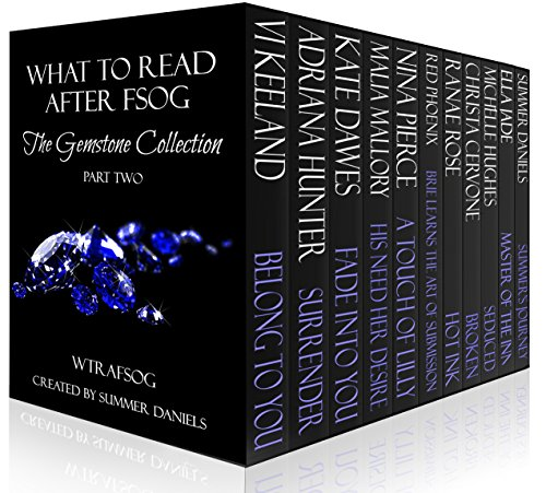 Vi Keeland - What to Read After FSOG: The Gemstone Collection (WTRAFSOG Book 2)