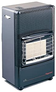 Calor Gas Superser Gas Cabinet Heater