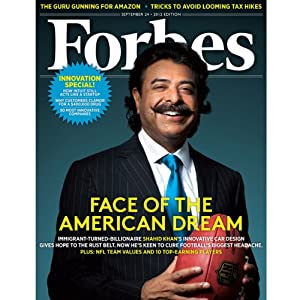 Forbes, September 10, 2012 Periodical