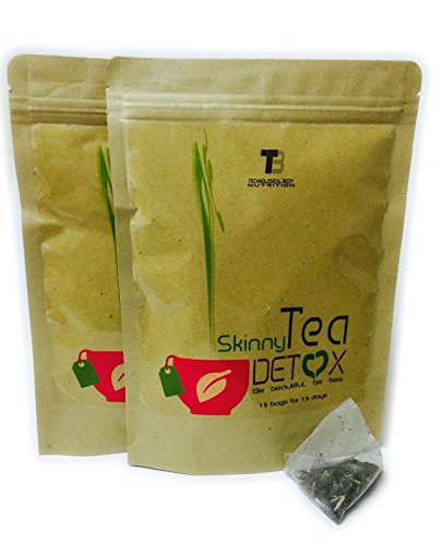 TEA BODY DETOX. PACK 30 Days By Technological Body / Diet ...