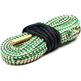 NuoYa005 NEW .30CAL Gun Cleaning Bore Green Grey Snake Kit Rope For 7.62MM Tube