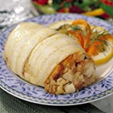 Omaha Steaks 6 (4.5 oz.) Stuffed Sole with Scallops and Crabmeat