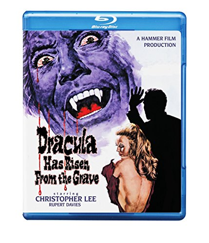 Blu-ray : Dracula Has Risen from the Grave (Blu-ray)