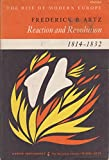 img - for Reaction and Revolution : 1814-1832 book / textbook / text book