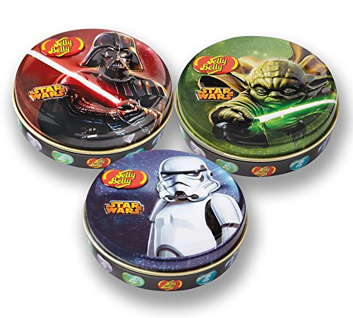 Jelly Belly 62032 Jelly Bean Star Wars 1 Oz Tin (Jelly Belly Bean Tin compare prices)