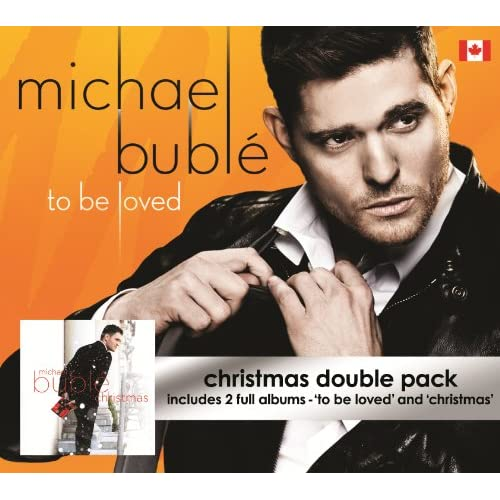 To-Be-Loved-Christmas-Double-Pack-Michael-Buble-CD