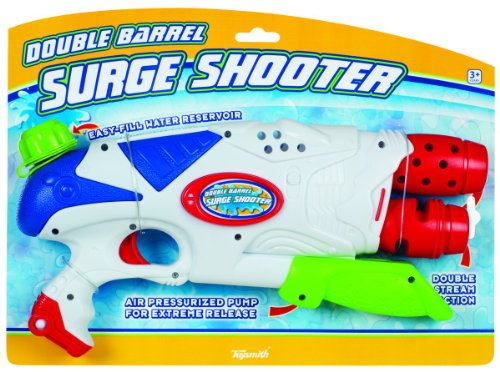 Toysmith Double Barrel Surge Shooter - 1