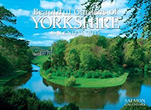 Beautiful Gardens of Yorkshire Calendar 2015