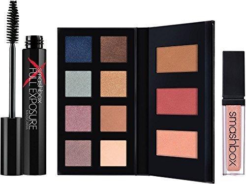 Smashbox Minibox Palette Eyeshadow, Blush, Lipgloss & Mascara by Smashbox