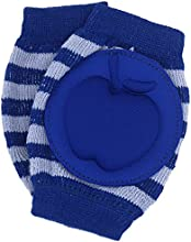 New Baby Crawling Knee Pad Toddler Elbow Pads 805526 Navy-blue