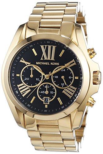 Michael Kors MK5739 - Orologio da polso Unisex, Acciaio inossidabile, colore: Oro
