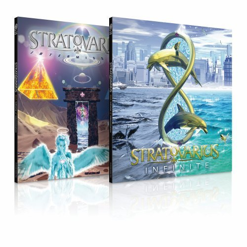Intermission + Infinite [2 CD] by Stratovarius (2012-08-28)
