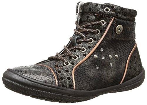 Catimini - Chiton, Sneakers per bambine e ragazze, Nero (Noir (Crt Bronze/Noir Dpf/2597)), 28