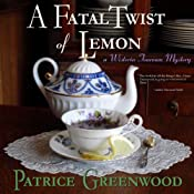 A Fatal Twist of Lemon | [Patrice Greenwood]