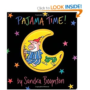 """Pajama Time"" by Sandra Boynton :Book Review"