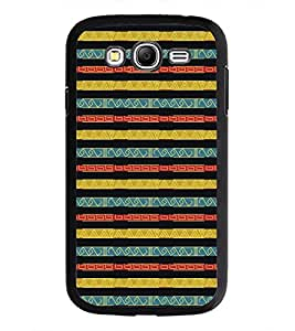 PrintDhaba Pattern D-5275 Back Case Cover for SAMSUNG GALAXY GRAND I9082 (Multi-Coloured)