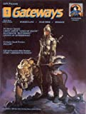 img - for GATEWAYS #8 (Vol. 2, March 1988) book / textbook / text book