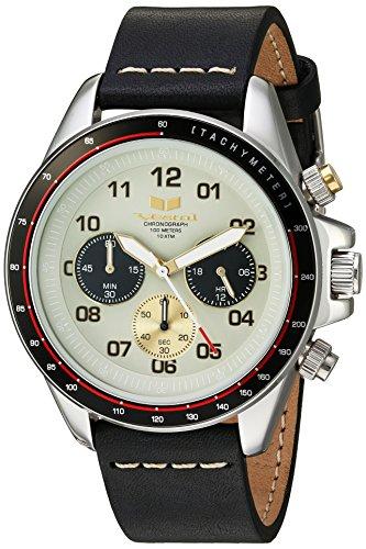 vestal-zr2al-quarzo-in-acciaio-inox-e-pelle-orologio-colore-nero-modello-zr2cl01