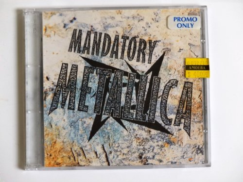 Metallica - Mandatory Metallica (Disc 2) (Promo) - Zortam Music
