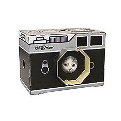 キャティーマン (CattyMan) 爪みがきにゃんボックス カメラ