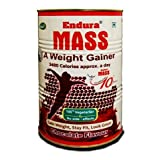 ENDURA MASS - 1KG - CHOCOLATE