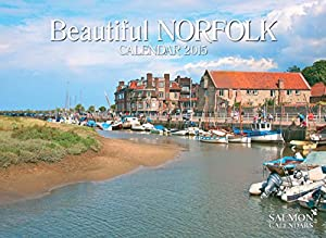 Beautiful Norfolk Large Wall Calendar 2015