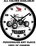 2009 HONDA TRX400EX ATV WALL CLOCK-Free USA Ship