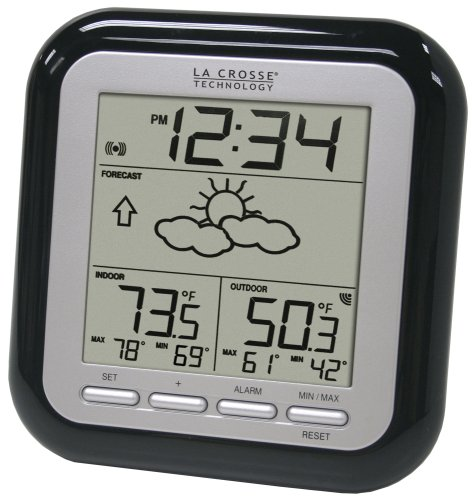 La Crosse Technology Ws-9133Bk-It Wireless Forecast Station