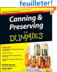 Canning and Preserving For Dummies�