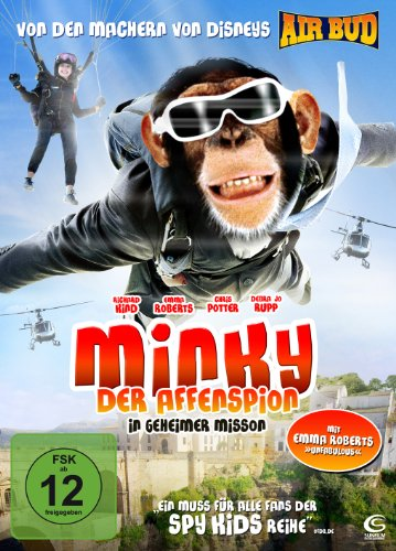 Minky - Der Affenspion in geheimer Mission