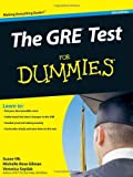 img - for The GRE Test For Dummies (For Dummies (Lifestyles Paperback)) by Vlk Suzee Gilman Michelle Rose Saydak Veronica (2009-03-09) Paperback book / textbook / text book