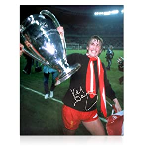 Kenny Dalglish Autographed Liverpool Photo - European Cup from A1 Sporting Memorabilia