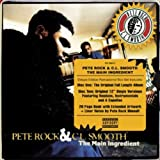 echange, troc PETE ROCK & C.L. SMOOTH - THE MAIN INGREDIENT