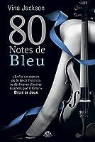 80 Notes de bleu
